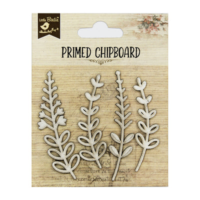 Primed Chipboard- Wild Grass