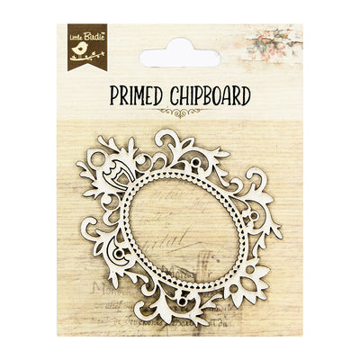 Primed Chipboard- Crowning Glory Frame