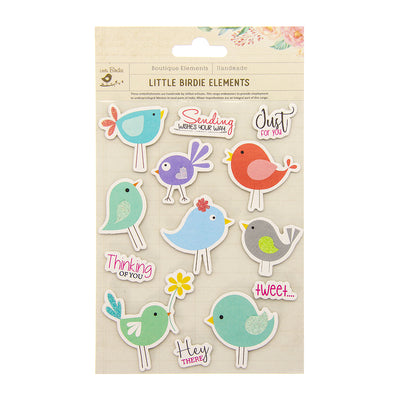 Sticker Self- adhesive  - Special Tweets,13pcs