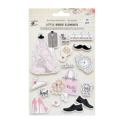 Sticker Self- adhesive  - Bride To Be