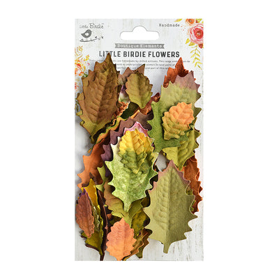 Evergreen Leafage -  Assorted, 36pc