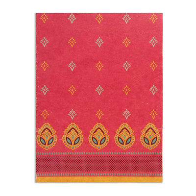 Traditional Blank Card - Pavani, 1pc