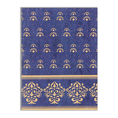 Traditional Blank Card - Chavi Design, 1pc
