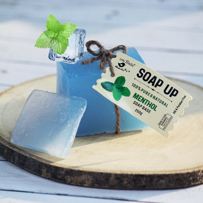 Soap Base 250gm - Menthol