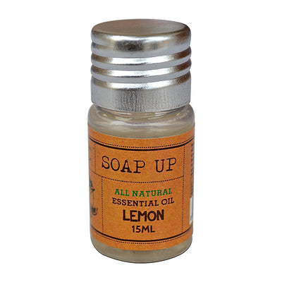 Soap Making Essential Oil 15ml - Lemon