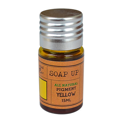 Soap Pigment 15 ml  - Yellow