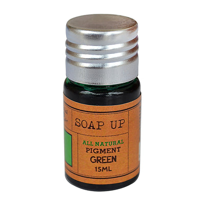 Soap Pigment 15 ml  - Green