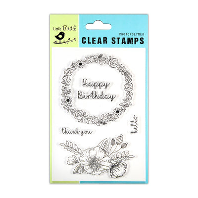 Clear Stamps - Princess And Dragon – Itsy Bitsy