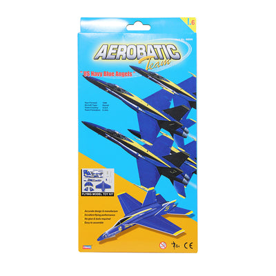 Flying Model Toy Series- US Navy Blue Angles