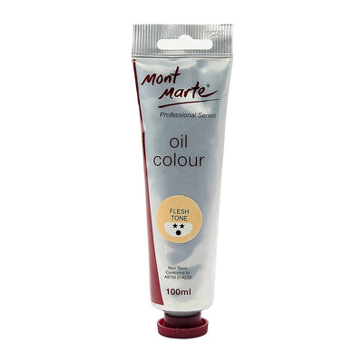 Mont Marte Oil Paint 100ml - Flesh Tone