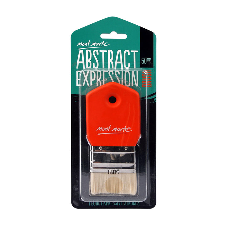 Mont Marte Abstract Expression Brush -50mm, 1pc