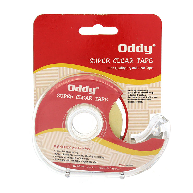 Super Clear Tape -33mt