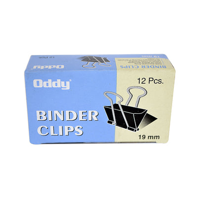 Binder Clips- 19 mm