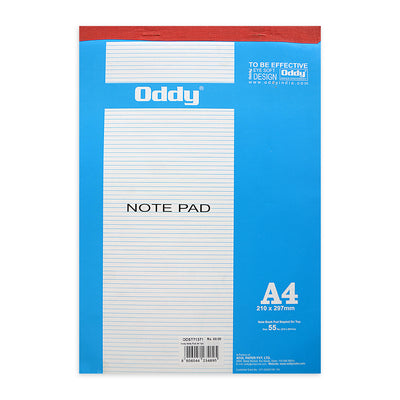 Note Pad -A4