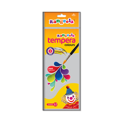 Students Tempra Colours Rangeela- 18 Colours, 3ml Each