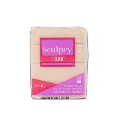 Sculpey Premo Clay- Translucent, 2 Ounce, 57gm