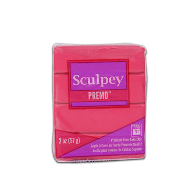 Sculpey Premo Clay- Blush, 2 Ounce, 57gm