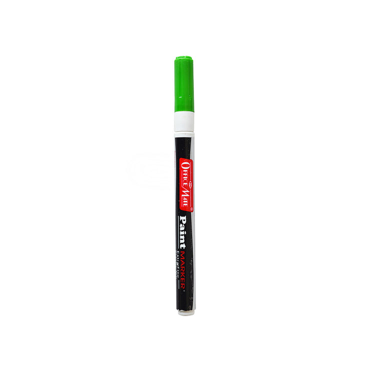 Paint Marker Slim - Grass Green