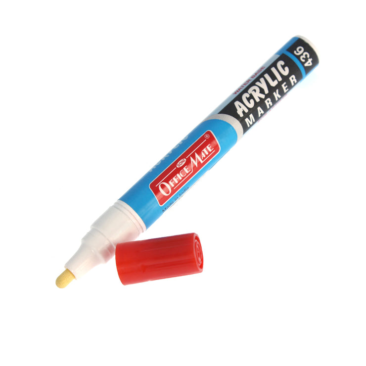 Acrylic Paint Marker - Red