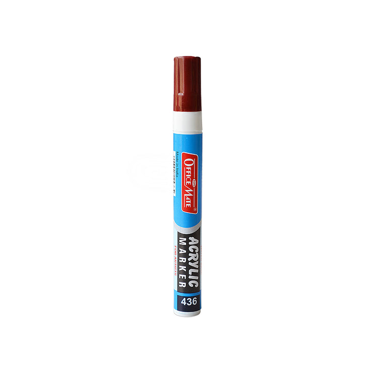 Acrylic Special Paint Marker - Brown