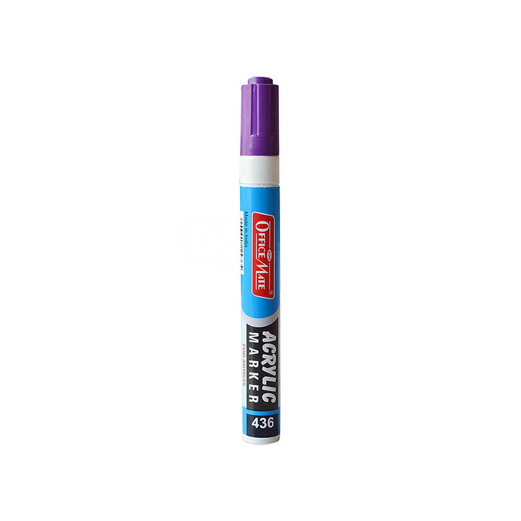 Acrylic Special Paint Marker - Violet