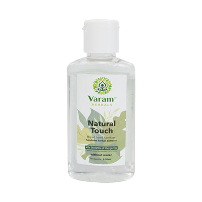 Herbal Hand Sanitizer Gel -100 ml