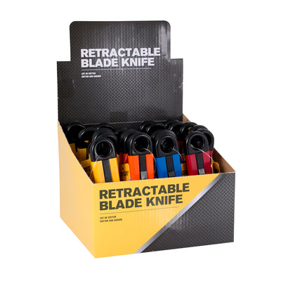 Retractable Utility Knife - 5 Inch,1 Piece