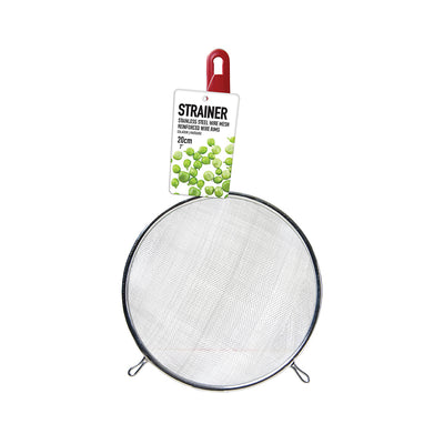 Stainless Steel Strainer - 7 Inch