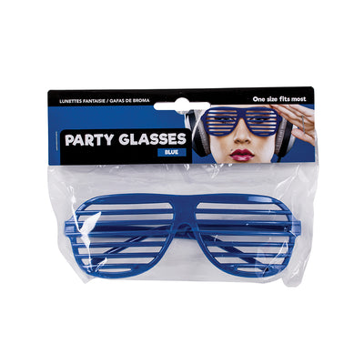 Party Glasses- Blue