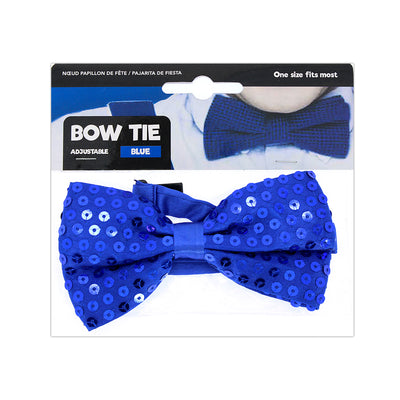 Dress Up Party Bow Tie -Blue