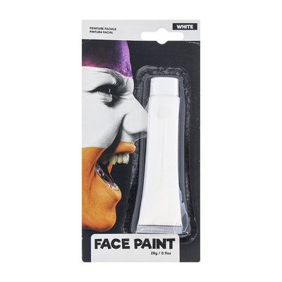Face Paint-White, 1 Tube (28gm)