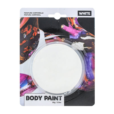 Body Paint-White,1 Piece (80gm)