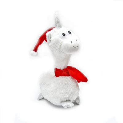 Sing & Twist Unicorn - 1pc, 30 CM, Battery Operated