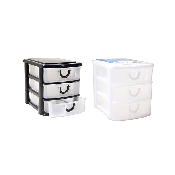 Mini Storage Box- 3 DRAWERS