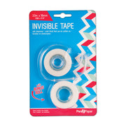 Invisible Tape With Dispenser- 2 Rolls