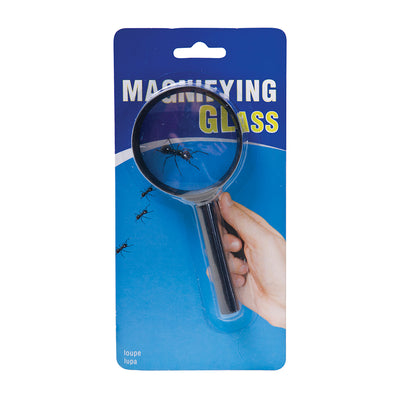 Hand Held Magnifying Glass- 13X6.5cm 1 piece
