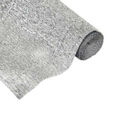Flower Making Crepe Paper Extra Stretchable- Silver
