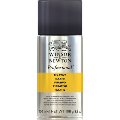 Winsor & Newton Fixative Spray 150ml
