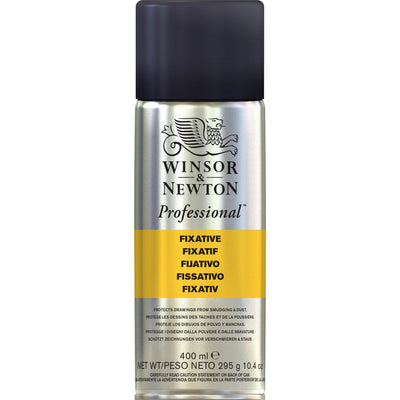 Winsor & Newton Fixative Spray 400ml