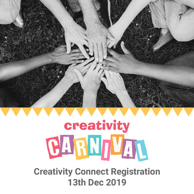 'Creativity Connect' is an exclusive event for crafters & artists!