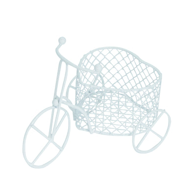Metal Bicycle With Heart - 1Pc