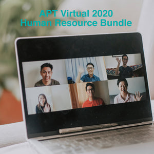 APTvirtual 2020 Human Resources Bundle