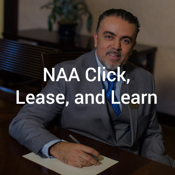 NAA Click, Lease, and Learn