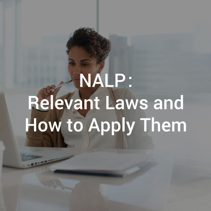 NALP: Relevant Laws and How to Apply Them