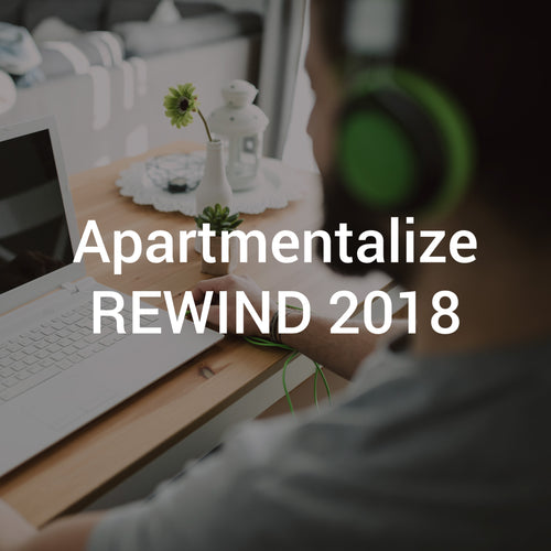Apartmentalize REWIND 2018