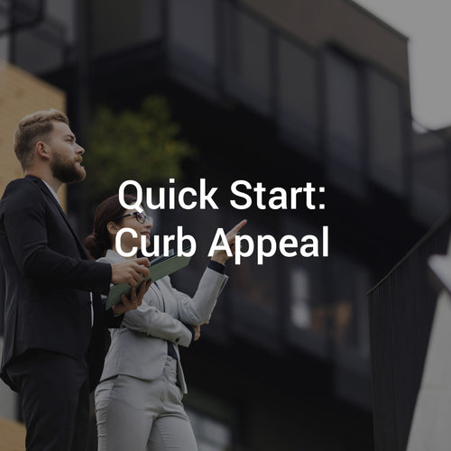 Quick Start: Curb Appeal