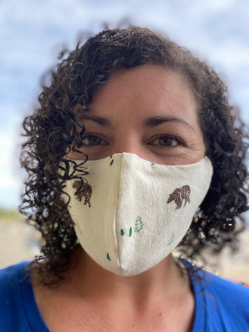 100% Cotton Masks