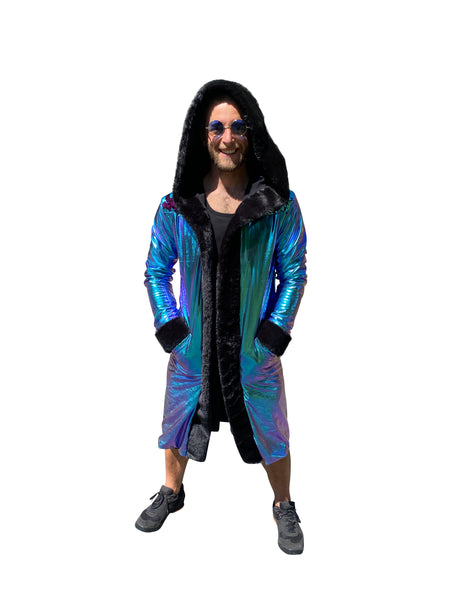Men's Endless Adventure Packable Jacket | Iridescent Ice