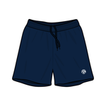 Clubhouse Solid Trim Soccer Shorts