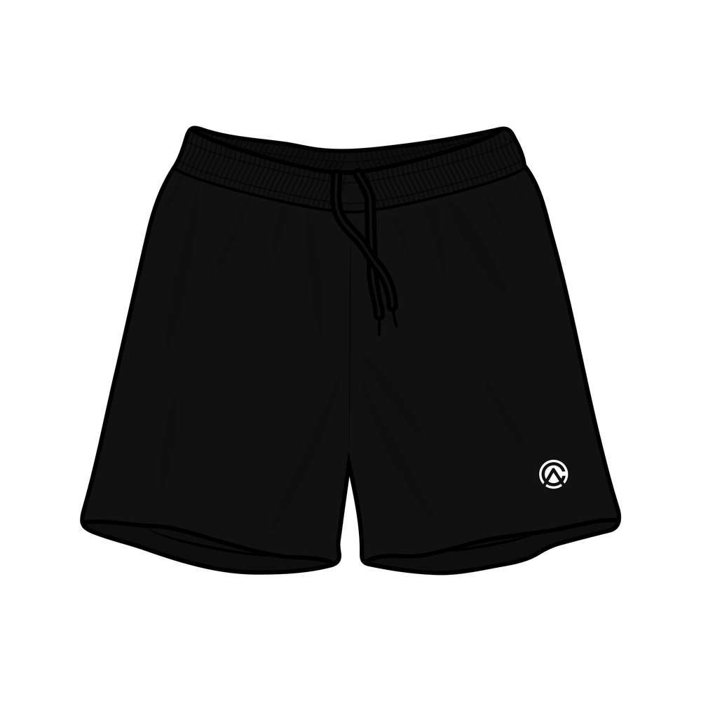 Clubhouse Solid Trim Soccer Shorts - Clubhouse Athletic